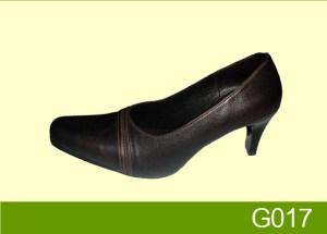 G17 Sepatu Kulit Pantofel Wanita Bigstofle Surabaya