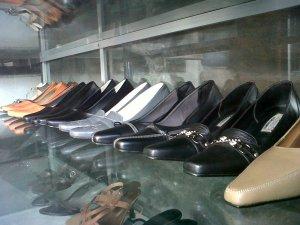 Toko Sepatu Kulit Pantofel Wanita