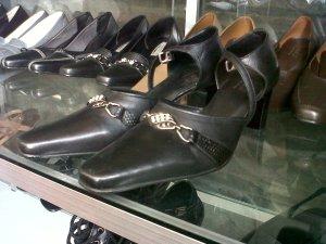 Sepatu Kulit Wanita Online Original Asli
