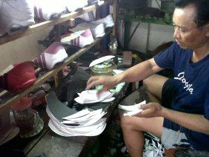 Agen Sepatu Sandal Pantofel Kulit Wanita Bigstofle Surabaya