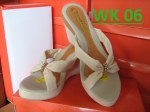 Model Sandal Wedges Grosir Handmade
