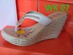Sandal Wedges Online Wanita Grosir