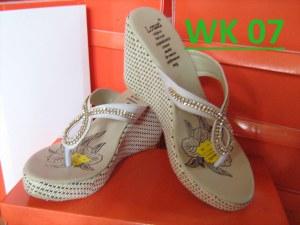 Harga Sandal Wedges Grosir Branded