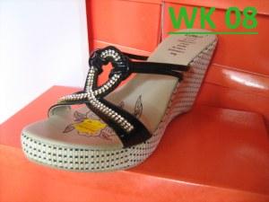 Jual Sandal Wedges Pesta Cantik