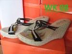 Sandal Wedges Terbaru Branded Surabaya