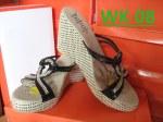 Sandal Wedges Terbaru Branded Grosir