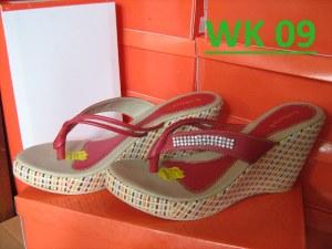 Grosir Sandal Wanita Wedges Elegan